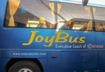 joy bus executive coach