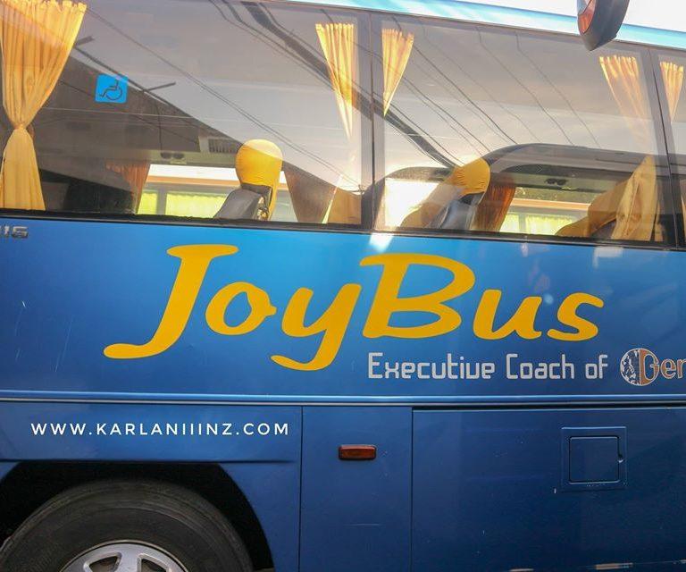 joy bus executive coach