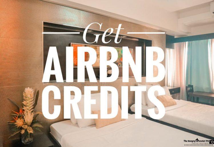 airbnb credits