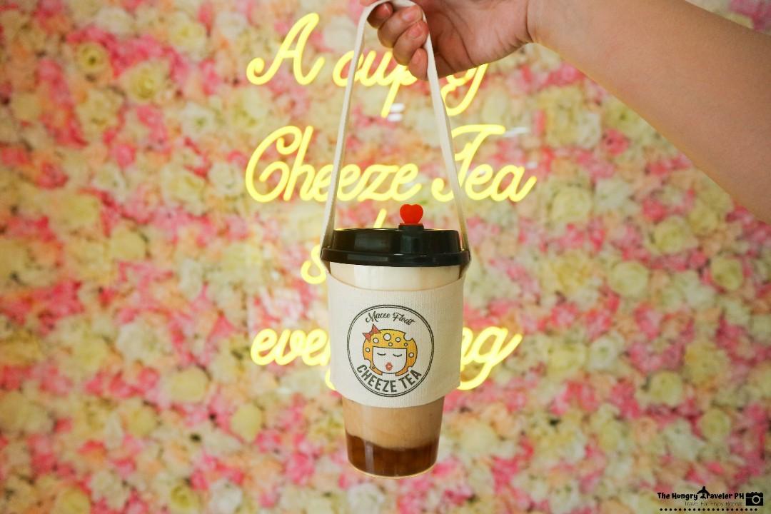 cheeze tea