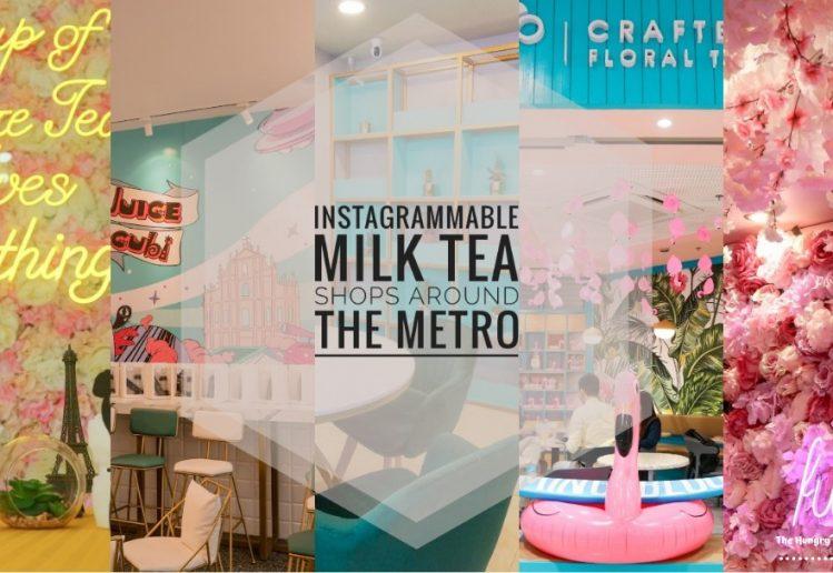 instagrammable milk tea shops