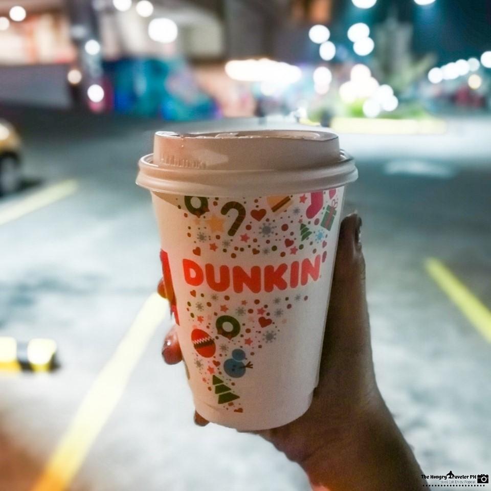 dunkin donuts aguinaldo cup