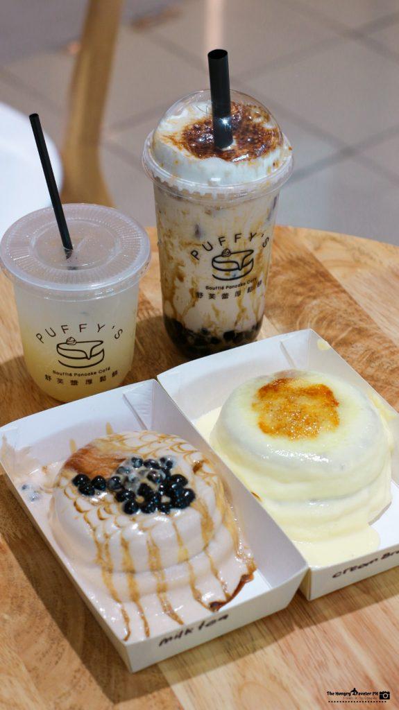 Puffy's Soufflé Pancake Café