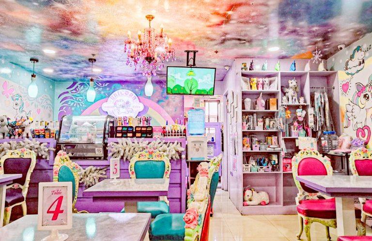 the unicorn dream cafe