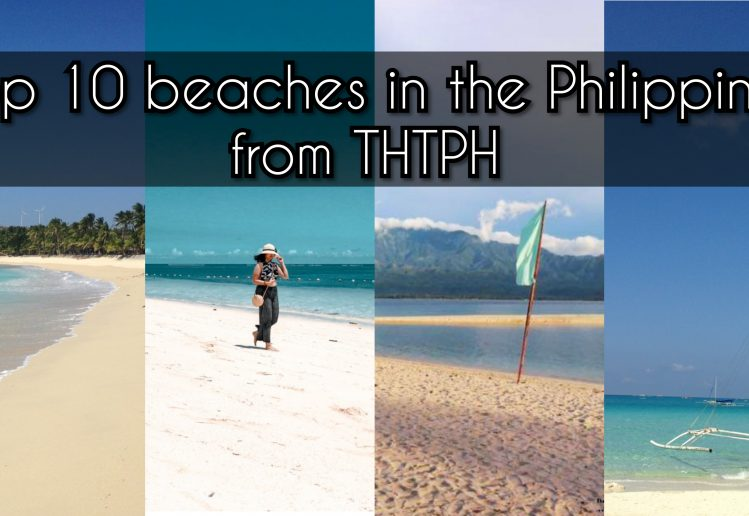 beaches in the philippines