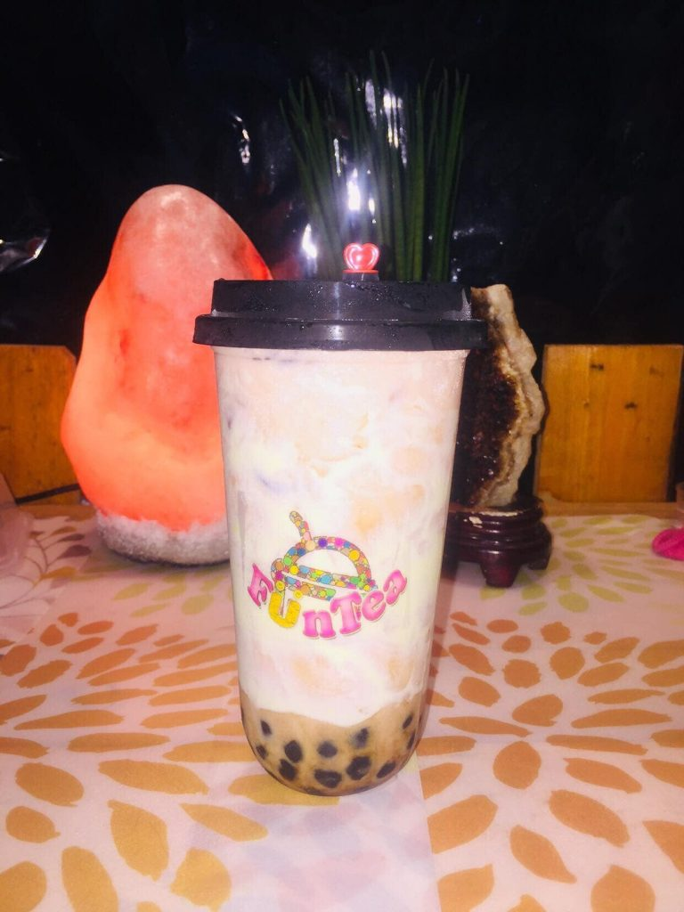 funny and witty milktea shop names
