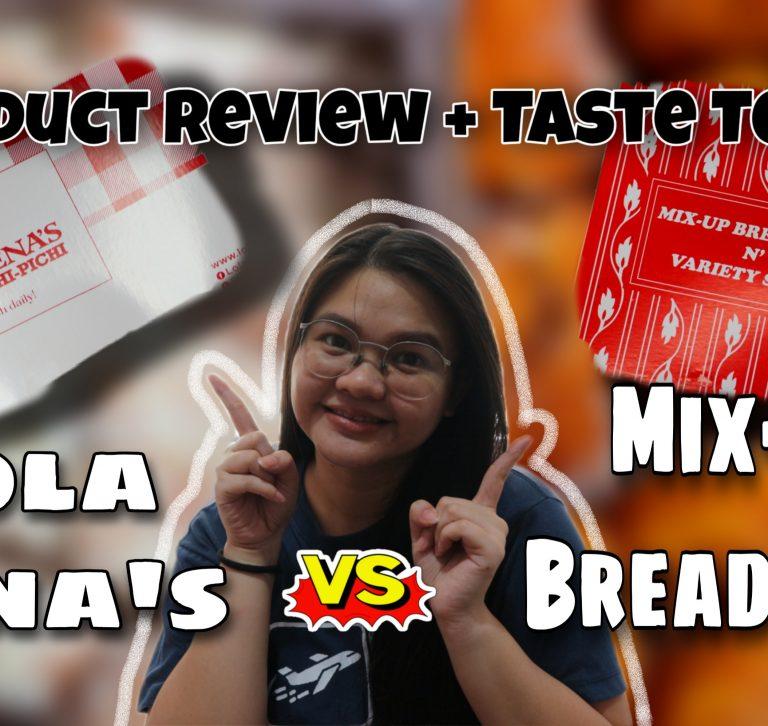 battle of classic filipino donuts