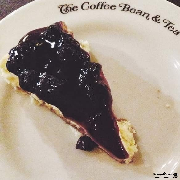 top 10 blueberry cheesecake