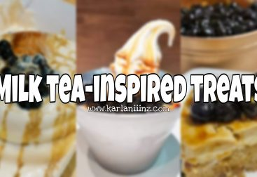 milktea-inspired treats