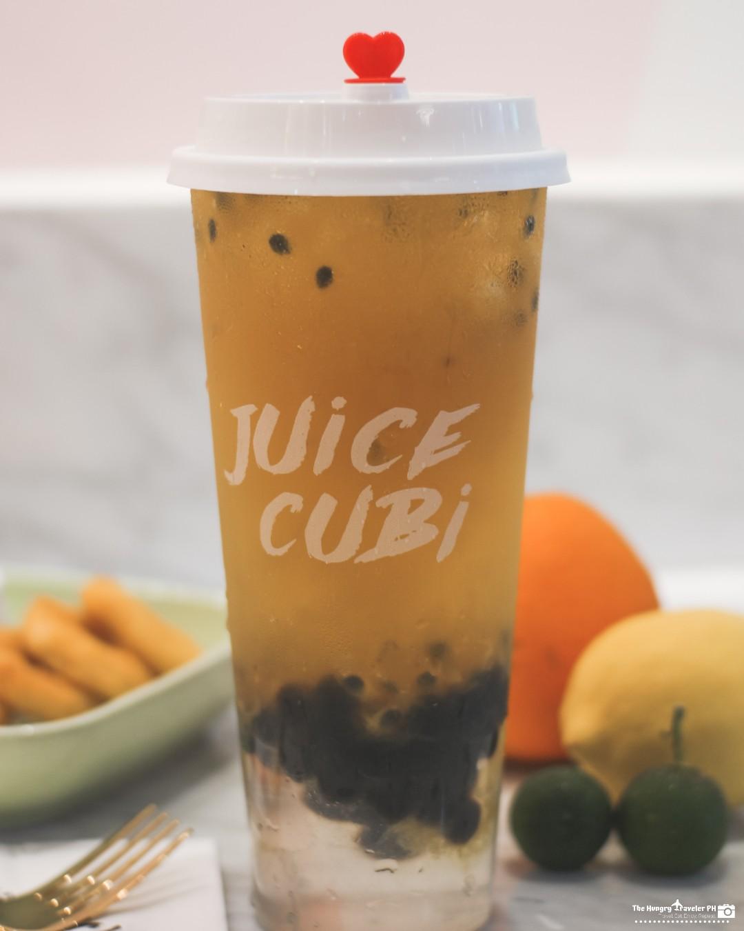 juice cubi recto
