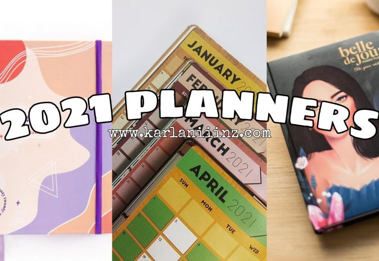 2021 planners