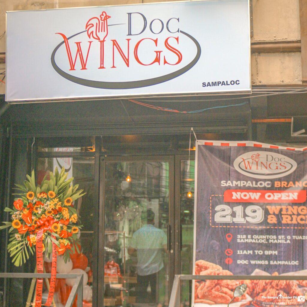 doc wings sampaloc