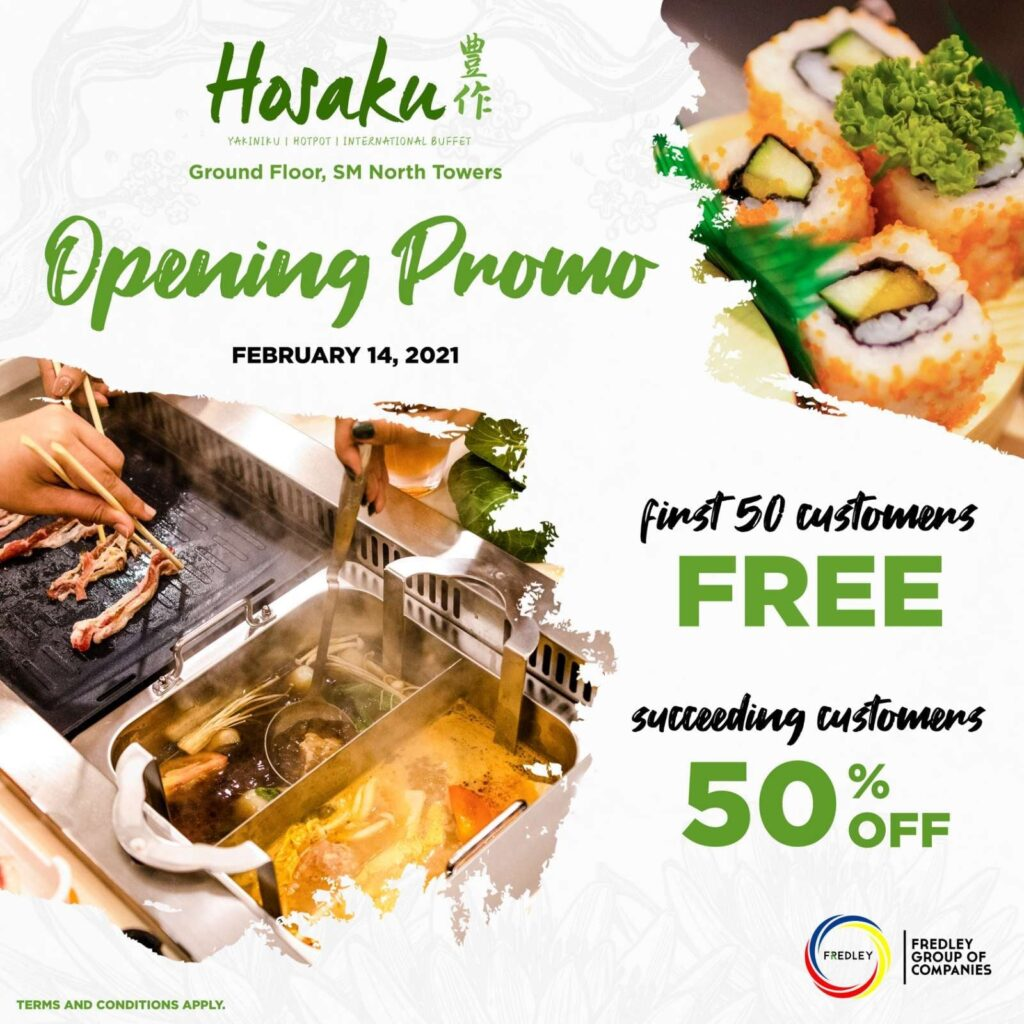 hosaku international buffet
