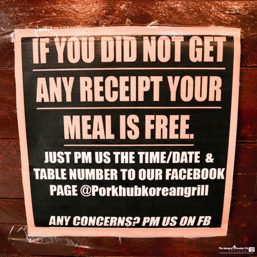 porkhub korean grill restaurant