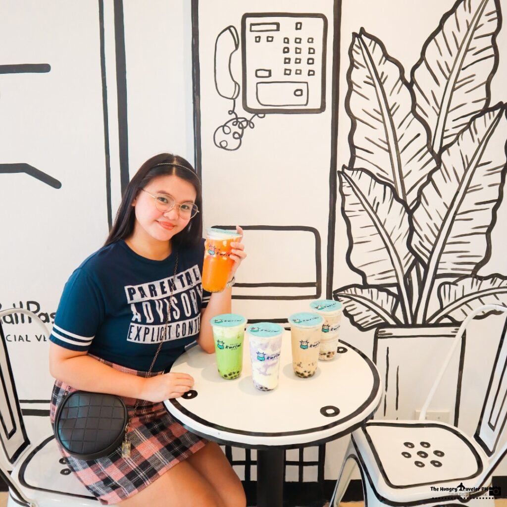 kurimi milk tea bar