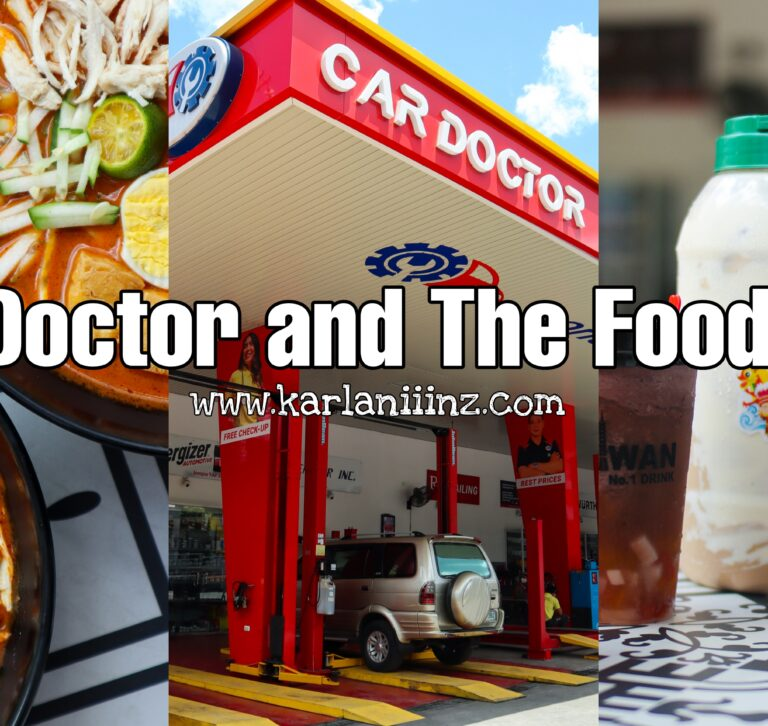 car doctor and the food hive